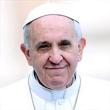 Image result for pope hillary
