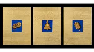 Jehangir Art Gallery, Mumbai highlights <b>Charan</b> Sharma's <b>gold</b> ...