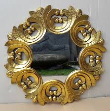 mirrors crushed chilli fusion decor home asian african furniture and decor