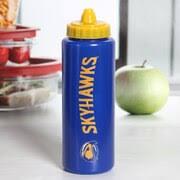 Fort Lewis College Skyhawks 25oz Sideline Squeeze Bottle