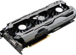 <b>Видеокарта nVidia GeForce</b> GTX1080 <b>Inno3D</b> iChill X3 PCI-E ...