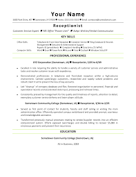 cover letter receptionist veterinary detail information for veterinary receptionist cover letter sample vet resume receptionist resume objective vet receptionist resume