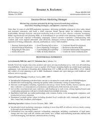b2b marketing manager resume sample online marketing manager resume