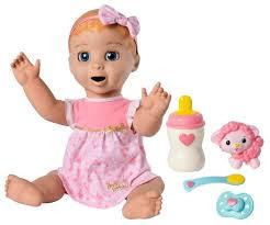 Купить Интерактивная <b>кукла Spin Master</b> Luvabella Blonde Hair ...