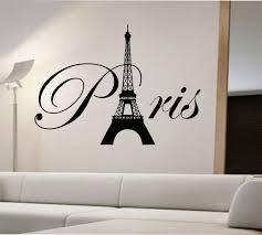 wall decal family art bedroom decor paris eiffel tower wall decal sticker art decor bedroom desig