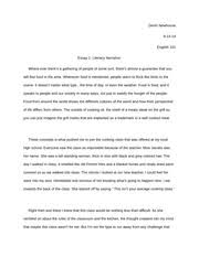 textual analysis essay   newhouse  devin newhouse melanie madden   pages literacy narrative essay