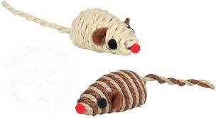 Купить <b>Игрушка</b> для кошек <b>Trixie</b> Мини-<b>мышка</b> 5см с доставкой на ...