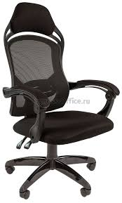 Игровое <b>кресло Chairman Game 12</b> для персонала по цене 10730 ...