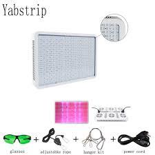 <b>Yabstrip LED grow</b> light 1200W 1200leds Full Spectrum for Indoor ...
