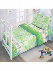 <b>Комплект постельного белья</b> Fun <b>Ecotex</b> Сонный мишка