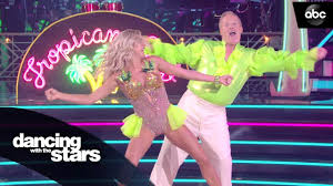 Sean Spicer's Salsa – Dancing with the Stars - YouTube