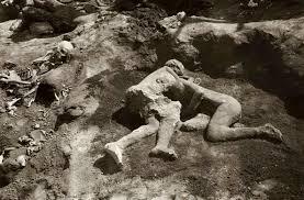 Обнявшиеся девы из Помпеев оказались мужчинами - Телеканал ...