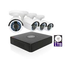 LaView <b>1080P HD</b> 4 Security Cameras 4CH Home Video Security ...