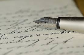 「handwriting letter」的圖片搜尋結果
