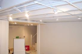attached images basement ceiling lighting