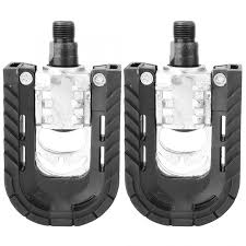 <b>1Pair Bike Pedal</b> Folding <b>Bicycle Pedals</b> Ultralight Mountain <b>Bike</b> ...