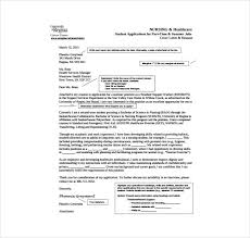 nursing health care cover letter sample pdf template free download healthcare cover letter template