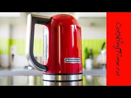 <b>Электрический чайник KitchenAid</b> 5KEK1722 - обзор техники ...