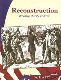 College Essays  College Application Essays   Reconstruction after     Rebuilding After the Civil