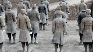 Image result for japanese terracotta soldiers