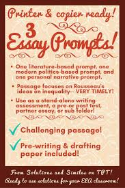 top 25 ideas about types of essay essay writing one prompt three essay choices