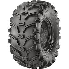 <b>Kenda K299 Bearclaw</b> Tubeless ATV Replacement Tire — 25 x 8.00 ...