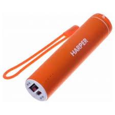 <b>Внешний аккумулятор Harper PB-2602</b> orange – купить в СПб ...
