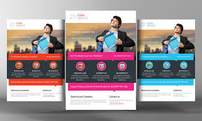 flyer template images pictures moyuk marketing brochure templates set 1 guerilla marketing viral