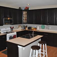 in style kitchen cabinets: black shaker style kitchen cabinets min