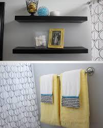 bathroom decor ideas unique decorating: unique design gray and yellow bathroom decor yellow bathroom decorating ideas