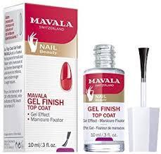 <b>Mavala</b> Top Coat Gel Finish <b>Nail Polish</b> 10 ml: Amazon.co.uk: Beauty