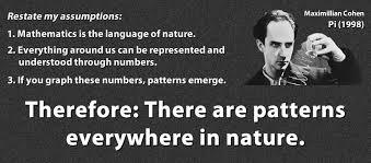 Image result for pi movie mathematics language nature