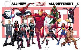 All-New, All-Different Marvel, Part One. | Marvel Comics | Know ... via Relatably.com