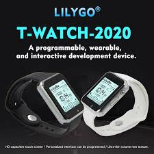 <b>LILYGO</b>® <b>TTGO T Watch 2020 ESP32</b> Main Chip 1.54 Inch Touch ...