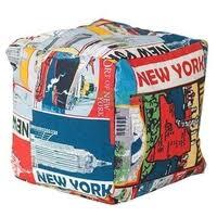 <b>DreamBag</b> пуфик <b>New York</b> — <b>Кресла</b>-<b>мешки</b> — купить по ...