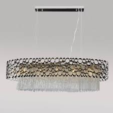 <b>Подвесной светильник Crystal</b> Lux Fashion SP5 L100