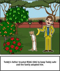 rikki tikki tavi by rudyard kipling plot diagram a common use rikki tikki tavi by rudyard kipling cause and effect create a cause
