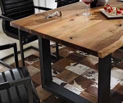 Деревянный <b>стол</b> на металлических ножках, дерево, дерево в ...