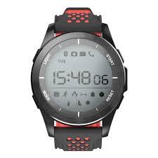 <b>Умные часы NO.1 F3</b> черно-красные — купить в интернет ...