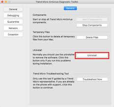 <b>Upgrade</b> Antivirus for Mac to the latest version · Trend Micro for Home