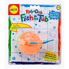 <b>Игрушка для ванны Рыба-ёж</b> ALEX, цвет , артикул 698056, фото ...