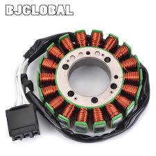 <b>Motorcycle Scooter Magneto Stator</b> Coils <b>Generator</b> For Honda ...