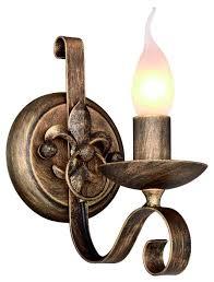 Настенный светильник <b>F</b>-<b>Promo</b> Boulogne <b>2159</b>-<b>1W</b>, 40 Вт ...