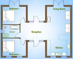 Bedroom House Plans With Garage   Speedchicblog Bedroom House Plans With Garage