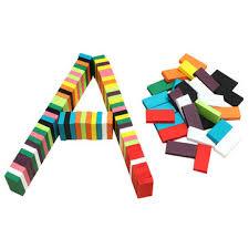 <b>100pcs</b> Many <b>Colors</b> Authentic Standard <b>Wooden</b> Children Domino ...