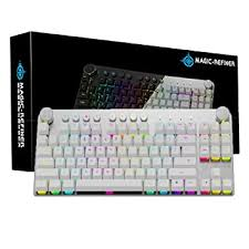 <b>MAGIC</b>-<b>REFINER</b> Mechanical Gaming Keyboard Wired USB ...