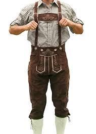 Oktoberfest lederhosen, German costumes ... - Amazon.com