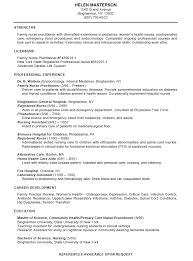 professional resume for nurses  template professional resume for nurses