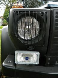 Head light, grill, <b>spot</b> light, fog light, hella, Mercedes Benz, 300GD ...