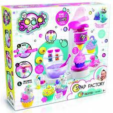 <b>Набор для творчества Canal</b> Toys So Soap Фабрика мыла ...